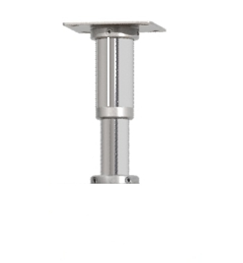 Inox Telescopic Ceiling Tube P-TT30-55